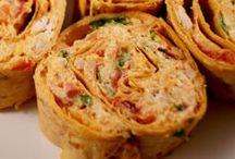 Appetizer/Food Ideas / by Tammy Naivar