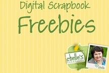 Digital Scrapbook Freebies / Digital Scrapbook Freebies from Chelle's Creations