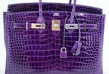 Handbags, purses / by Amy Burgess