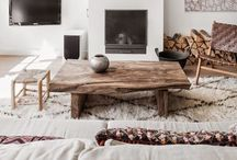 Living room / A place to scape