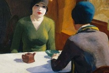 Artists - Edward Hopper / by Cynthia Christensen