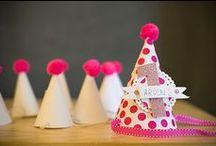 Birthday Party Ideas for Kids / by Tammy Naivar
