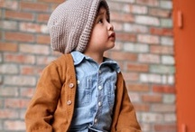 Lil' Man's Style  / by Cecilia Mendez