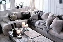 Living Room Decor / by Tammy Naivar