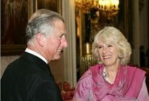 Royals - Prince of Wales and Duchess of Cornwell / by Jen D