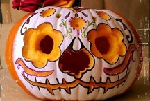 Halloween/Day of Dead/religious iconography / by Amy Burgess