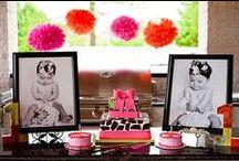 1st Birthday Party / by Tammy Naivar