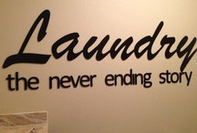 Laundry Room of my dreams / by Lora Patricia