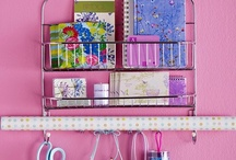 Craft Space / by Lora Patricia