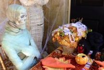 Holidays: Halloween - www.DanielleDRollins.com / Haunted decor, ideas & inspirations for Entertaining with (Ghoulish) Style!