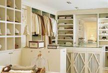 Closets - Gracious Living www.DanielleDRollins.com