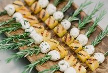 Appetizers & Hors d'oeuvres - www.DanielleDRollins.com  / Appetizers and passed hors d'oeuvres for any soiree / by Danielle D Rollins