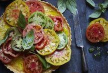Vegetarian Entrees - www.DanielleDRollins.com