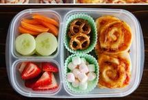 Lunch Boxes / Lunch box ideas for kids!
