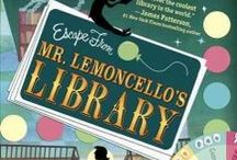 2013 Cartwheel Book Award Nominees / Click on any book cover twice to find it in our catalog. / by Bellingham Library