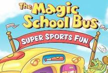 Magic School Bus / One Tuesday per month, we join Ms. Frizzle and go for a ride on the Magic School Bus! After the video, we do an activity (craft, game, science experiment, etc.) that relates. Click twice on picture for more information. / by Bellingham Library