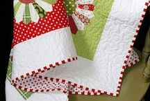 Christmas Quilts / Quilts  & block ideas for Christmas!