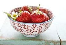 Strawberries / Recipes, Dishes, More!