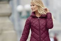 Warm Up Your Winter / Keep the chill off while still looking great!