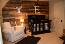 Kid's Rooms / Ideas for Bryn's big girl room, Kasen's room, and future nursery ideas.  / by McKenzie Hiser