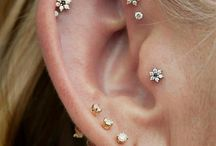 Holey moly / Beautification of ear holes