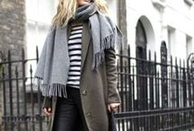 Autumn Look / As the weather turns colder, wrap up in chunky knits and soft flannel shirts. At Accent we love autumn and are excited for those cosy months to come. Its all about working muted tones into your wardrobe; khaki, burgundy, camel.  http://www.accentclothing.com/