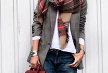 Accent Loves Layering / Autumn is here! Keep wrapped up in layer upon layer of Accent  style.