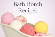 Beauty Tips ~ Bath Bombs