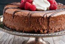 D choco. - Cakes, pies, cupcake recipes