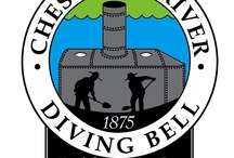 Dive into Dahlonega History / 1875 Chestatee River Diving Bell - Gold mining the river bottom ... a one-of-a-kind, maritime, archeological, must-see artifact!