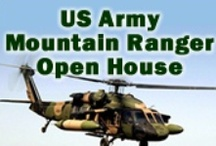 US Mountain Ranger Open House Event - May
