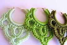 jewelry crochet / by Maryory Urdaneta