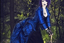 Gothic Glam Fashions / by Linda Bankston