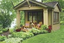 Outdoor Decor & Gardening / Inspiration for outdoor spaces ~ many DIYs, backyard layouts, yard accessories, cute outdoor decorations, tips and how-to's on gardening and so much more on outdoor decorating & gardening/landscaping and creating a beautiful outdoor space