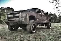 101 MPH / Mainly awesome trucks / by Amber Penney