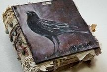 CORVID~RAVEN~CROW / He's just a POE boy, from a POE family..... / by Elizabella Lemoncella ॐ