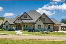 McCoy Homes / Just a same sample of homes that have been constructed by McCoy Homes. We build all types of homes from Craftsman to Transitional as well as anything in between.