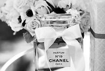 """""""Une femme sans parfum est une femme sans avenir"""" Coco Chanel"""