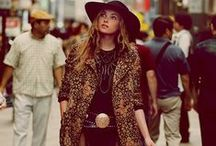 Alternative Street Style / Indie, Boho Chic and Gypsy Style