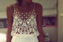 Wedding Dress / Dresses sweet, sensual and alternative