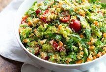 Salads / Salads, easy to make, easy to eat.