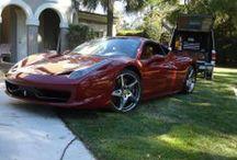 A Day in The Life…The Ferrari 458 Italia...