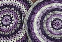 szydełkowanie/crochet - mandala