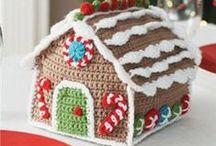 szydełkowanie/crochet - Boże Narodzenie/ Christmas
