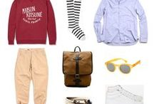 Casual Look / Men's casual friday look #Menswear #ModeHomme