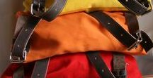 DoboArt /  handmade bags, backpacks, bicycle bags, wallets and upcycled bags.