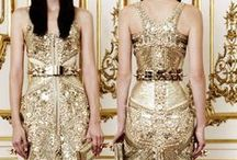 Sequins & Glitter / Brilliant, Chic and Glamorous Outfits for day and night