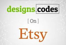 Etsy Store / Check out our Etsy store. Awesome website PSD templates, custom web design / development services for eCommerce websites, and small business websites.