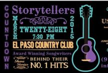 Storytellers / Saturday, March 28, 2015. Funds from this premiere event go to the Junior League of El Paso's Endowment fund.