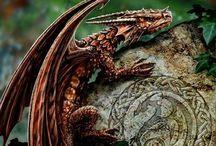 Mythology / Goddesses, gods, other mythical creatures  / by GemsPlusLeather
